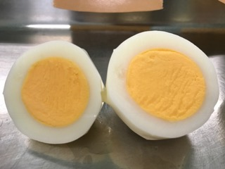 冷凍 茹で 卵